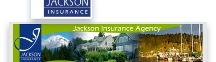 Jackson Insurance Agency Design Sample